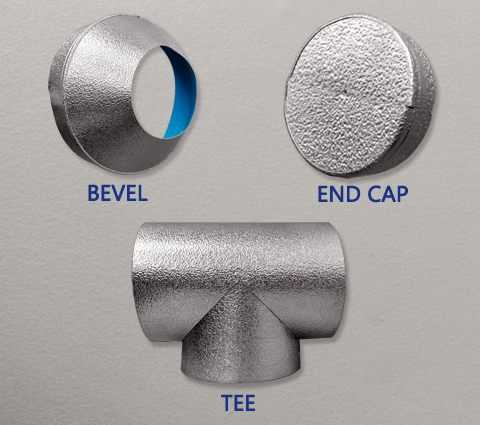 Fabricated Fittings End Caps Bevels Tees